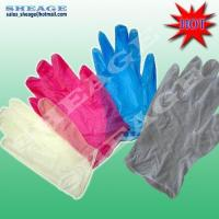 Best PVC Gloves, Disposable Gloves, PVC, Vinyl Gloves, Medical PVC Gloves, SFD-B206 wholesale