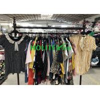 Best Various Types Used Womens Clothing Holitex Second Hand Ladies Cotton Blouse wholesale