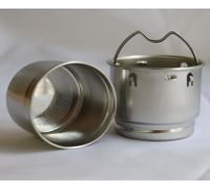 China Stainless Steel Mesh Tea Strainer Perforated|Tea Infuser Metal Cup Strainer|Loose Tea Leaf Filter Sieve on sale