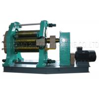 Best High Performance Rubber Calender Machine With Star Delta Electric Operating Panel wholesale