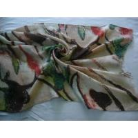 Best Printed Cotton Scarf (LC-C117) wholesale