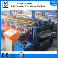 Best Container Panel Cold Roll Forming Machine Gr15 Bearing Steel Rollers wholesale