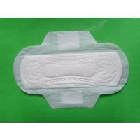 Best cotton top sheet sanitary napkin with wings wholesale