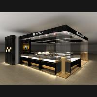 Best Exquisite Jewelry Store Display Cases , Retail Display Cabinets Customized Size wholesale