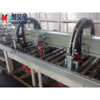 Buy cheap Busbar semi-automatic reversal assembly line / Busbar Production equipment for busway system product