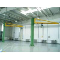 Buy cheap Free Standing Slewing Jib Cranes with A Foundation of 3 to 5 Feet Deep product