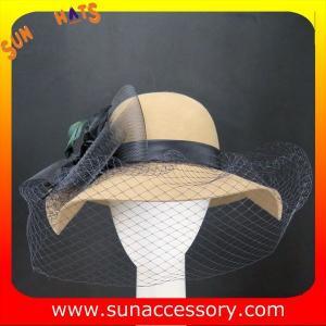 Best 2326 Sun Accessory customized fashion winter wool felt fashion British style  hats  ,women hats and caps wholesaling wholesale