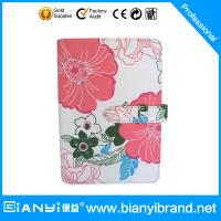 Best Fabric cover Planner with printing paper wholesale