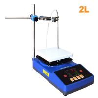 Best Laboratory High Quality Temperature Cheap Magnetic Stirrer with Heating Hot Plate wholesale