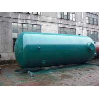 Best 12 Ton Dual - Axle Super Insulation Vertical Air Compressor Tank Replacement wholesale