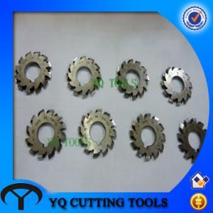 Best HSS Involute Gear Cutter sets wholesale
