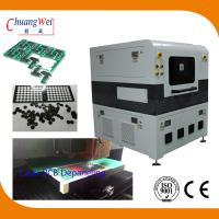 Buy cheap 10W UV Optowave Laser PCB Separator Machine For Non Contact Depaneling from wholesalers