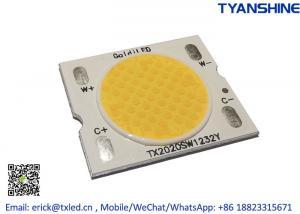 Best Solderless Holder Tunable White COB LED 2800K-6000K 50Watt Variable White COB CRI90 wholesale