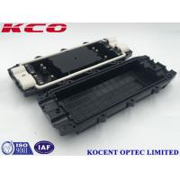 Best 3 In 3 Out 6 Ports Fiber Optic Joint Box144 Fibers IP 65 Outdoor FTTA KCO-H33120 wholesale