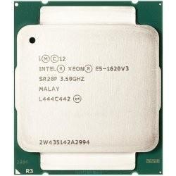 China Four Core Intel Xeon E5 1600 V3 10M Cache 64 Bit Data Width 140 W TDP on sale