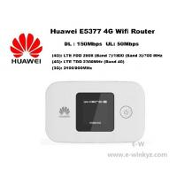 Original Unlock LTE FDD 150Mbps HUAWEI E5377 4G wireless Router With Sim Card Slot