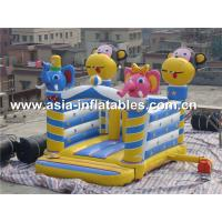 Best used commerical playground equipment inflatable combo  wholesale