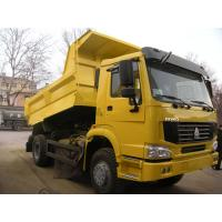 Best HOWO 4X2 DUMPER TRUCK 10M3 wholesale