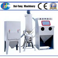 Best Wide Applicability High Pressure Sandblasting Equipment For Aluminum Oxide Products wholesale