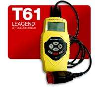 Best highend vehicle auto diagnostic code scanner for Janpanese and korean Cars-T61 wholesale