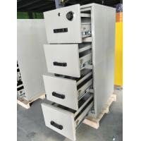 China Safety Fire Rated File Cabinets With Separately Mechanical Lock For Laboratory on sale