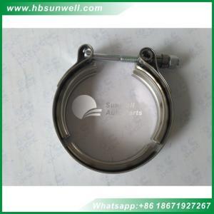 Best Cummins diesel engine parts 6BT 6L ISL QSL8.9 V band clamp 3923060 3069053 V-Band clamp wholesale