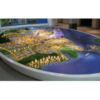 Best Strong City Layout Architectural Model Maker , Miniature City Layout Model wholesale