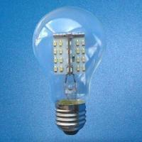 Best LED Bulb with 0.2W White Top LED Light Source and 175 to 240V AC Voltages wholesale
