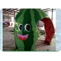Best Funny Home Water Park Equipment Small Water House in Watermelon Shape wholesale