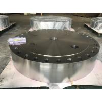 Cheap Durable Round Steel Flanges Tubesheet A516 Standard GR.70 Grade High Strength for sale