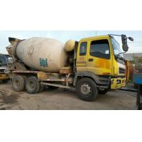 Best USED Isuzu Cement Mixer with 10PE1 wholesale