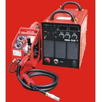 China semi automatic IGBT Inverter welder NBA-500 welding with co2 on sale