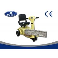 Best Wet / Dry Floor Cleaning Machines Dust Cart Scooter Ride On Battery Operated wholesale