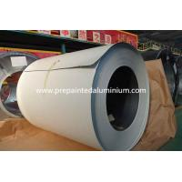 Best 30-2500 mm Width Alloy AA1050 Pre Painted Aluminium With Impact Resistance wholesale