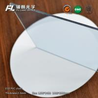 China High Performance 8mm Clear Acrylic Sheet Anti Static Coating For Clean Equipment on sale