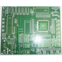 Buy cheap 4 Layer Custom PCB Printing , Single Sided PCB Manufacturer with 70um Thick from wholesalers
