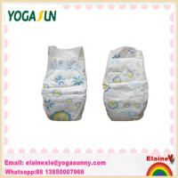 China 2014 news style Disposable baby diaper on sale