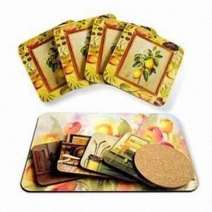 Best Cork Coaster in Square Shape wholesale