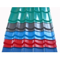 Best Big Spangle Surface Corrosion Resistance Corrugated Steel Roof Sheets wholesale