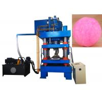 Buy cheap Irregular Abnormal Shape Camphor Tablet Making Machine Over Load Protection from wholesalers