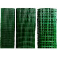 China Fast PVC Coated Machine Welded Wire Mesh For Prevent Corrosion And Beautiful on sale