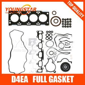 Best Full set of engine gasket for HYUNDAI D4EA 20910-27A00 ; D4EA ENGINE Full gasket set wholesale