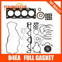 Buy cheap Full set of engine gasket for HYUNDAI D4EA 20910-27A00 ; D4EA ENGINE Full gasket from wholesalers