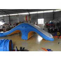 Buy cheap PVC Inflatable Water Seesaw For Family , School 3.6 * 3.6 * 2m from wholesalers