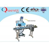 Best 30W RF CO2 Online Small Laser Marking Machine System For Automatic Production wholesale