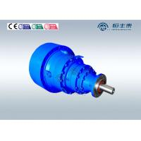 China Conveyor Industrial Planetary Gearbox Cast Iron , Solid Shaft Mounted on sale