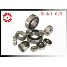 China Chrome Steel Deep Groove Ball Bearings 625 P0 P6 P5 P4 Industrial Bearings wholesale