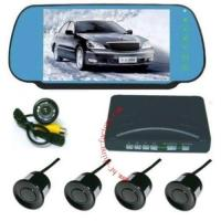 China Rear View Monitor-Car Rear View Monitor-Rear View Monitor with Parking Sensor on sale