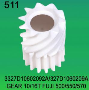 Best 3327D10602092A / 327D1060209A GEAR TEETH-10/16 FOR FUJI FRONTIER 500/550/570 minilab wholesale