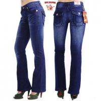 China Lady's Jeans Free Shipping on sale